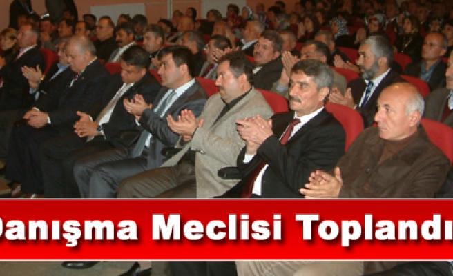 AK Parti Danışma Meclisini Topladı