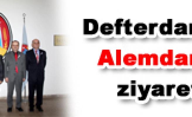 Defterdardan Alemdar a ziyaret