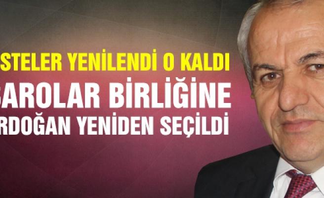 Dilaver Erdoğan Türkiye  Barolar Birliği yönetimine seçildi