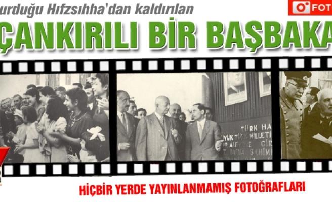 Dr. Refik Saydam'ın hiçbir yerde yayınlanmamış fotoğrafları!