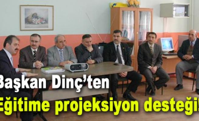 Çankırı belediyesi eğitime verdiği desteği sürdürüyor.