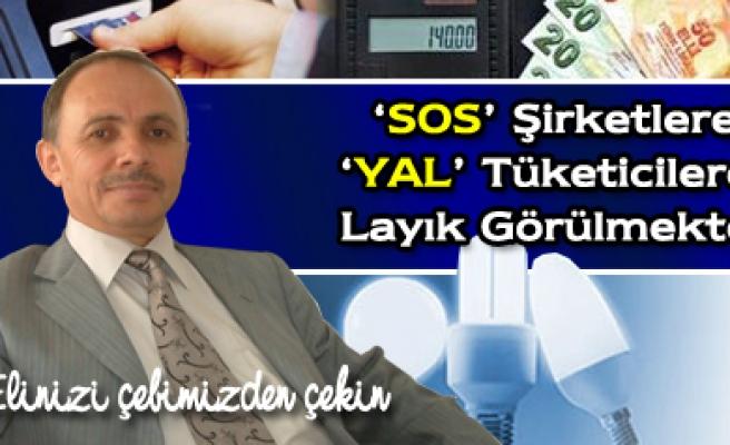 Bekir Mustafaoğlu uyarıyor. Tüketiciler Dikkat