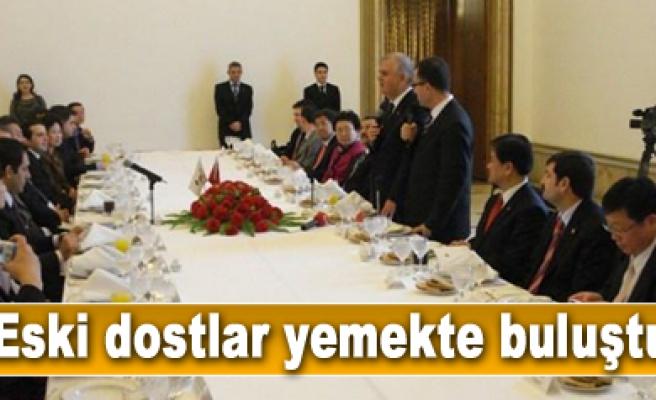 Türkiye Güney Kore Dostluk Grubu mecliste buluştu...