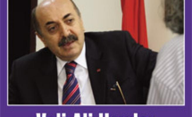 Vali Ali Haydar Öner TEKZİP gönderdi…