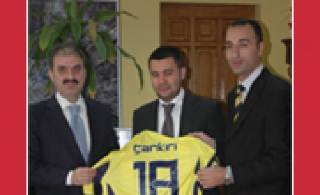 Beşiktaşlı Başkana Fenerbahçe teşekkürü…