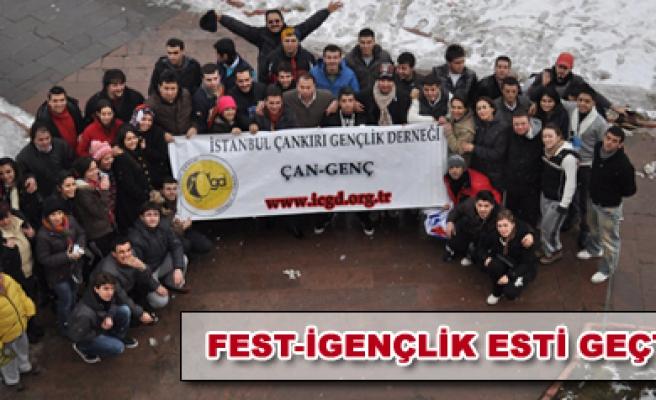 Ilgaz Festigençlik 3 organizasyonu düzenlendi