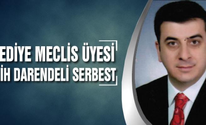 FETÖ'den tutuklanan Darendeli serbest bırakıldı!