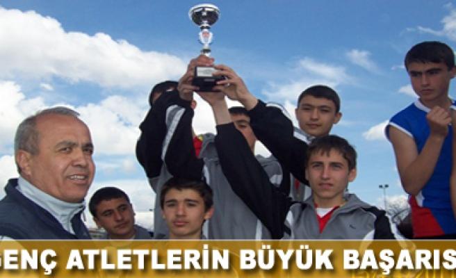 Türkiye Şampiyonasında Çankırı'yı temsil edecek.