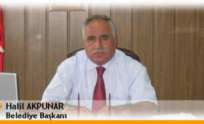 Halil Akpunar yeniden başkan adayı