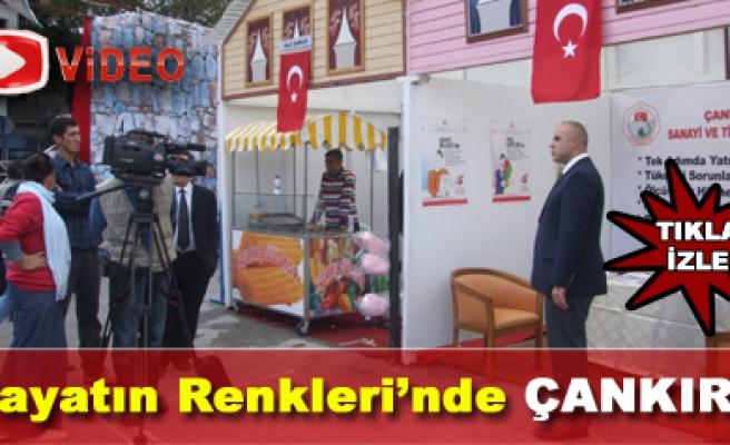 TRT Ekranlarında ÇANKIRI