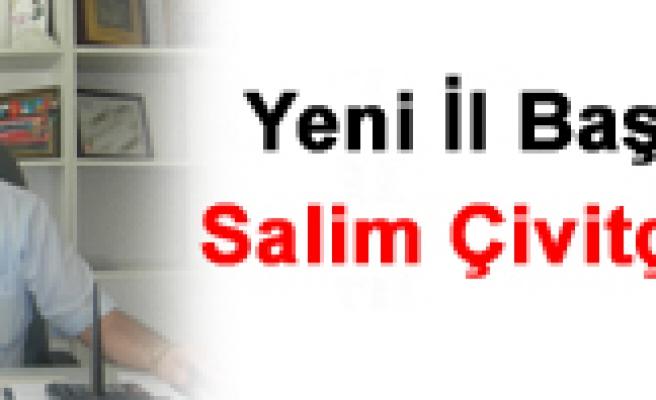 Ak Parti'nin yeni İl başkanı Salim Çivitçioğlu