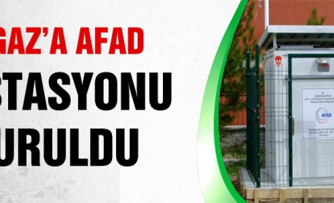 Ilgaz'a AFAD istasyonu kuruldu!