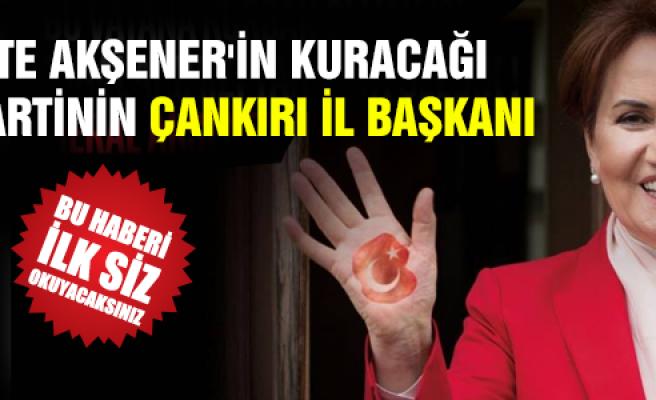 İşte Akşener'in kuracağı partinin il başkanı