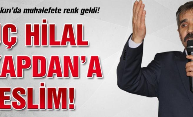 İşte Çankırı MHP'nin yeni İl Başkanı!