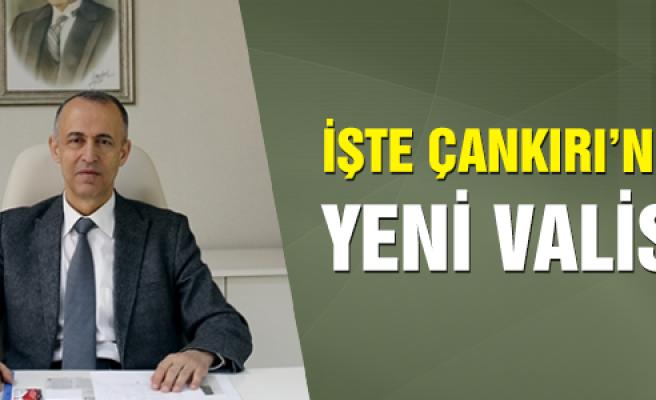 Çankırı'nın yeni valisi Hamdi Bilge Aktaş'ı tanıyalım!