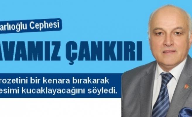 İşte Sansarlıoğlu'nun Seçim Vaatleri !