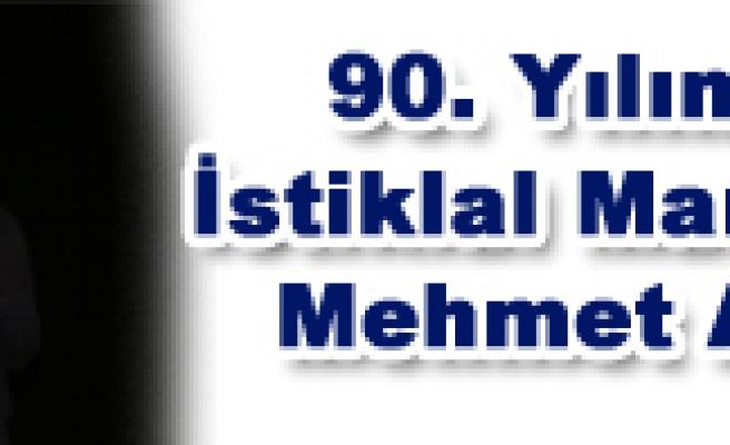 MEHMET AKİF ERSOY GECESİ