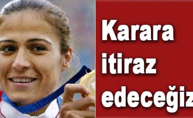 Avrupa şampiyonu atletimize verilen ceza şaşkınlık yarattı!