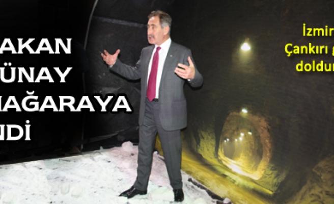 Bakan Günay, Çankırı Standınını ziyaret etti