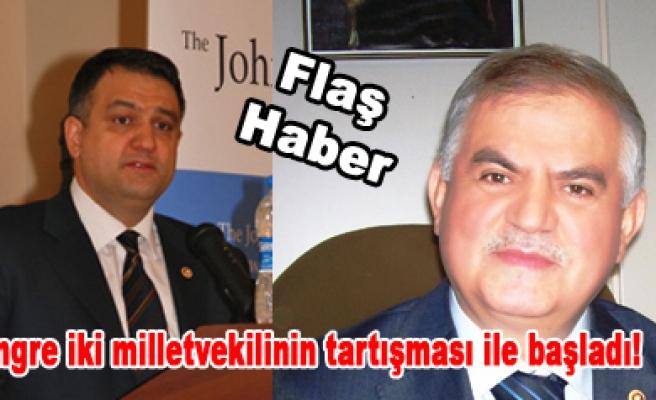 AK Parti Çankırı 3. Olağan Kongresinden sıcak gelişme!