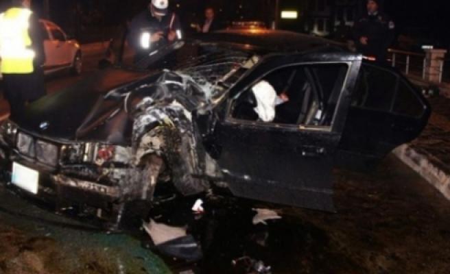 Kastamonu'da Feci Kaza 3 Ölü