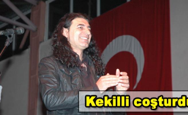 Çankırılılar, Murat Kekilli ile coştu