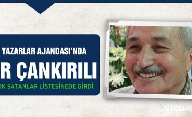 Köşe yazarımız Çankırılı en çok okunanlar listesinde...