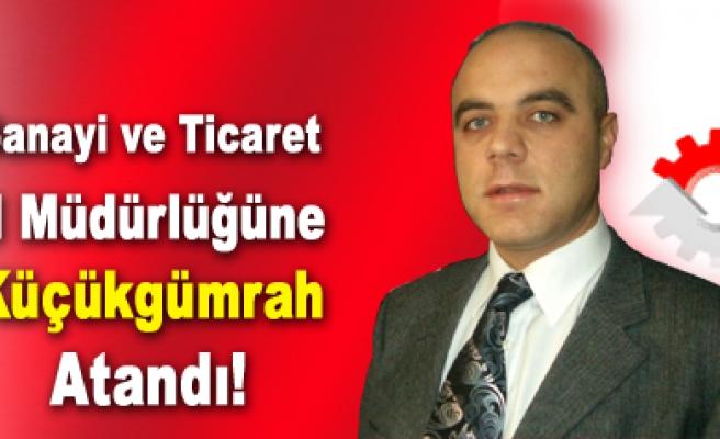 Çankırı Sanayi ve Ticaret İl Müdürlüğüne Atama!
