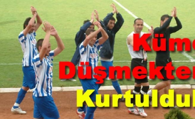 Çankırı Belediyespor 3 A. Sebatspor 1 maç sona erdi...