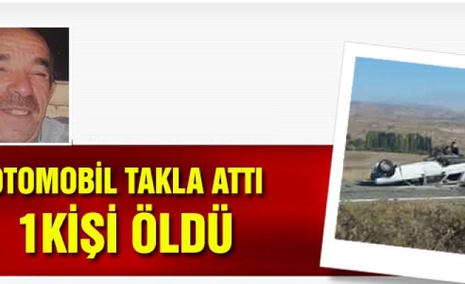 Kurşunlu'da trafik kazasında 1 kişi öldü!