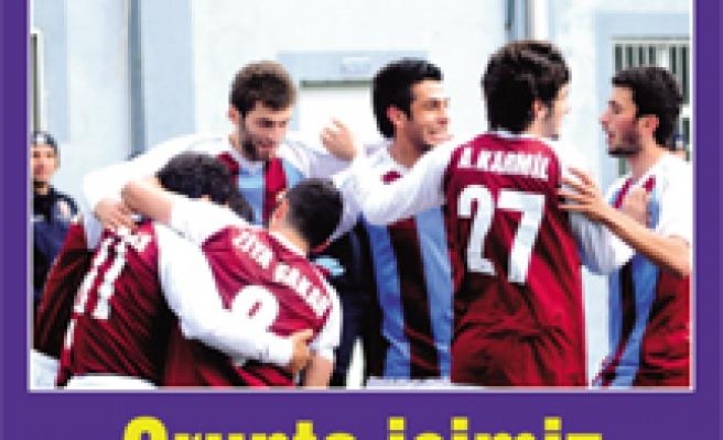 Lider Trabzon Karadenizspor A.Ş. arayı açıyor