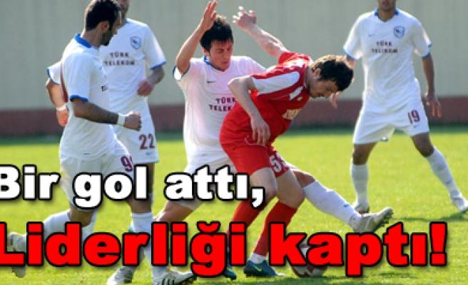 Karadenizspor-Çankırı Belediyespor: 1-0