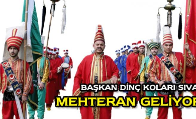 Çankırı Belediyesi Mehter Takımı kuruyor