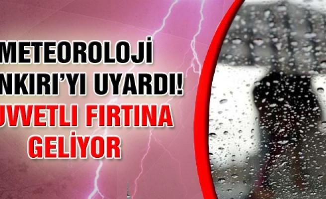 Meteorolojiden Çankırı'ya hafta sonu uyarısı!