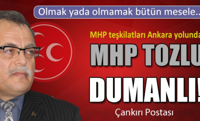 Çankırı MHP teşkilatları kazan kaldırdı!