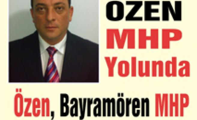 AK Partili aday adayı Ahmet Özen MHP yolunda…