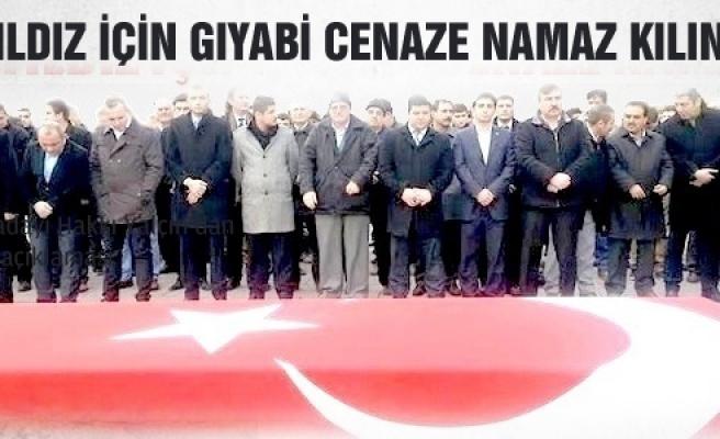 MHP'li Akyıldız İçin Çankırı'da Gıyabi Cenaze Namazı Kılındı