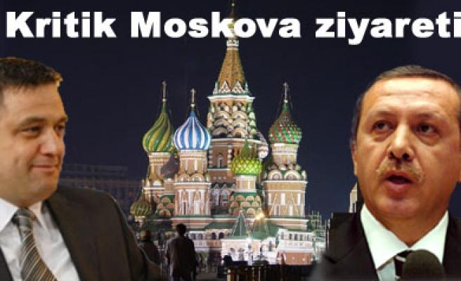 Kınıklıoğlu Başbakan Erdoğanla Moskova Yolcusu