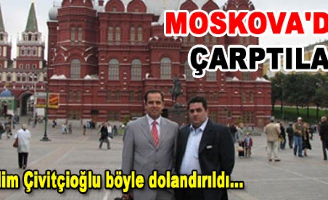 Çankırılı işadamı Salim Çivitçioğlu dolandırıldı