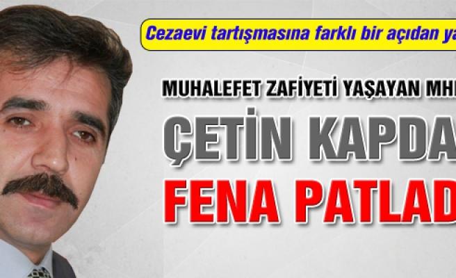 Muhalefet zafiyeti yaşayan MHP'nin gür sesi mi oluyor?