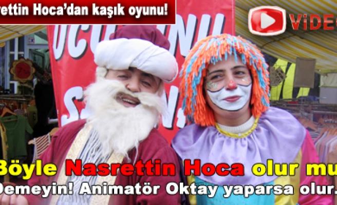 Neşeli Hayat filmi Çankırı'da gerçek oldu!