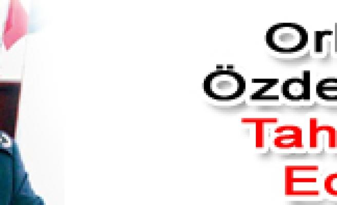 Ankara eski Emniyet Müdürü Orhan Özdemir tahliye edildi