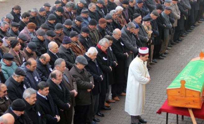 Prof. Dr. Bahattin Korucu son yolculuğuna uğurlandı