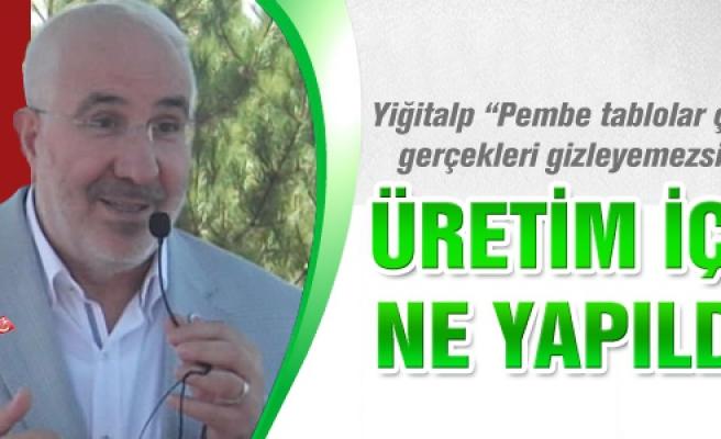 Saadet Partili Yiğitalp'ten değirmenci örneği!