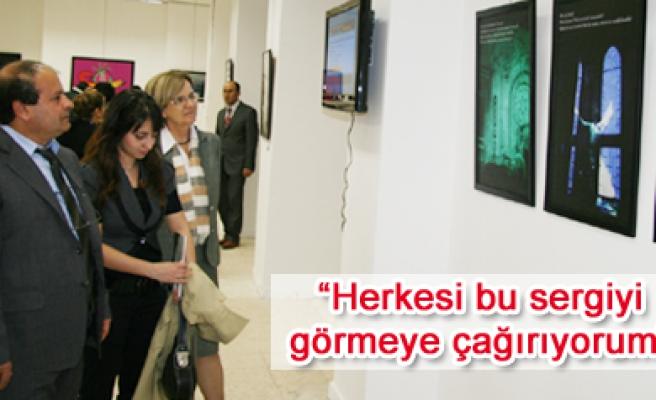 Sanatın Anadolu Aydınlanması sergisi açıldı