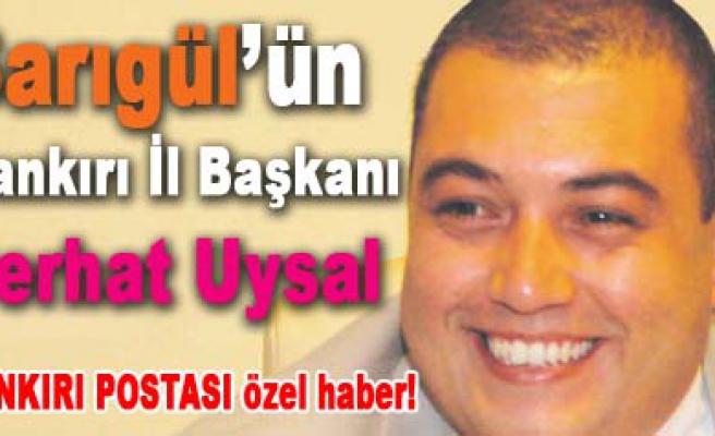 Mustafa Sarıgül hareketinin Çankırı İl Başkanı belli oldu!