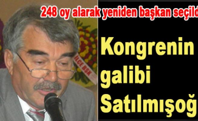 MHP İl Kongresi sonuçlandı ve!