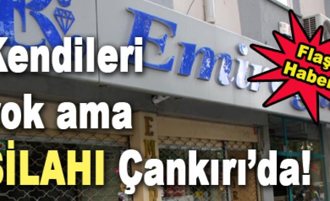 Emiroğlu Kuyumculuk sahipleri Ankarada görüldü!