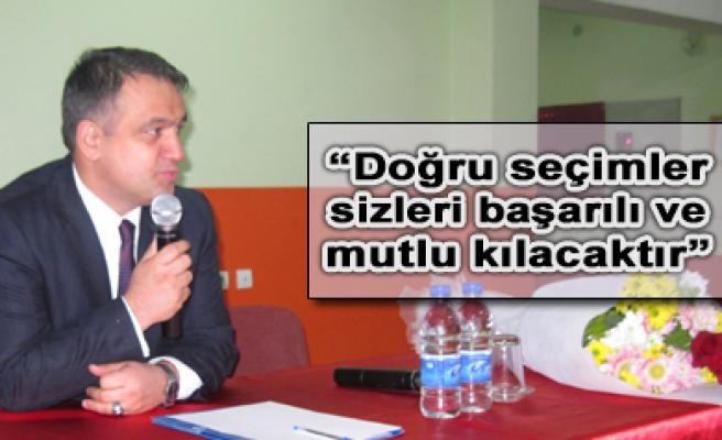 Kariyer Günlerinin Konuğu Suat Kınıklıoğlu