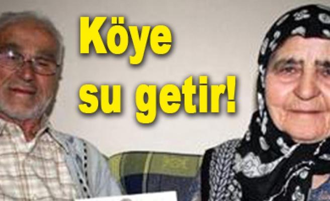Anne Ünzüle Şahinin, Meclis Başkanı oğlundan ilk isteği!
